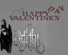 valentines sign mesh