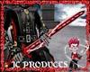 (JC) Ruby Rune Blade