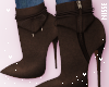 n| Ankle Boots Brown