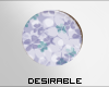 D| Floral Ear Plug