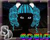 GoGlo Blue Doll Curlz