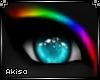 |A| Neon Cyan Eyes F/M