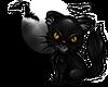 Black Cat On Moon.2