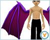 Fld Dragon Wings: PrpPnk