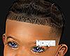 Babys first haircut 2