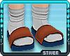 Kids Bear Sandals