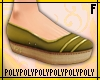 Slip On Shoes [gold]