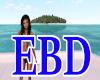 EBD~ Sexy Purple Bikini