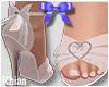 🔮 Babydoll Heels Pink