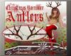 ! Christmas Deer Antlers