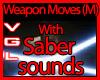 Light Saber Moves