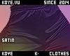 |< Satin! Black Shorts!