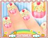 :G: Cupcake Cutie ~Nails