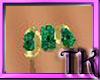 !TK!Emerald Gold Ring
