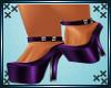 [PC]Sophia Purple Shoes