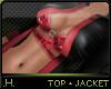 .H. Bound Jacket : R