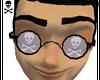 Skull Olivers Glasses(M)
