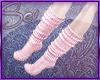 *S Warm Socks Pink