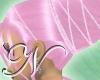 ~N~ Pink Satin Jade