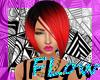 ~FLoW~ Sasha (Red Ombre)