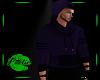 Cowl Hoodie V2 - Purple