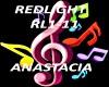 B.F Redlight Anastacia