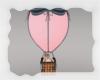 A: Bear in balloon