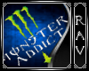 R: Monster Addict Sign