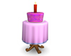 IMVU Birthday Cake!