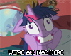 [Dis]: Twilight Spaz