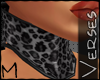 -V- [M] Choker Cheetah W
