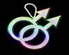 [PF] Gay Pride Necklace