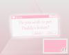 AT Error Kitten Pink