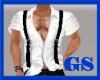 """""""GS"""" OLD SHIRT #3 DRV"""