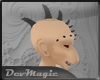 *dm* Dragon Horns Black