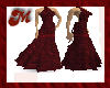 *M!* Vamp Ball Gown