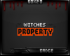Witches Property [DON]