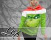 LEX Grinch hoodie