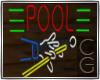 CG | Neon Pool Sign