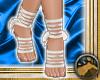 Ribbon Feet *White*
