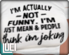 !L! Funny Tee