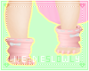 .L. Blushy Socks Unisex