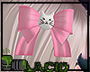 Kitty Bows Light Pink