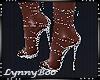 *Glamoupuss Glitter Heel