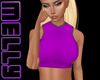 MC | Cute Top Purple