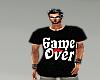 game over shirt V&F