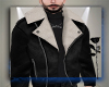 vk. Jacket Wool black