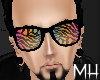[MH] Zebra Glasses