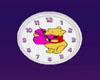 s~n~d real pooh clock