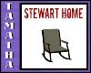 House rocker chair